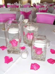 Table Decorations For Funeral Reception Very Inexpensive Centerpiece Centerpiece Ideas Photo 1