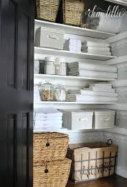 cleaning closet ideas hallway closet organization abundantlifestyle club