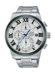 Jam Tangan Alba Af8n93 harga alba mens am3169x1 jam tangan pria am3169 silver stainless