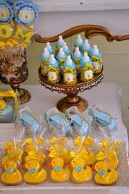 Rubber Ducky Baby Shower Centerpieces by Simple Rubber Ducky Baby Shower Theme Foods Pinterest