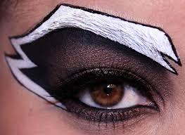 image gallery of raccoon makeup halloween