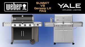 weber genesis ii vs weber summit bbq grills for 2017 reviews
