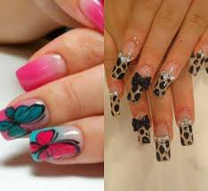 nail art different nail artgns maxresdefault easy snowflake nails