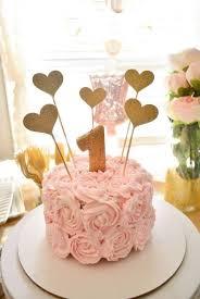 Birthday Cakes For Girls The 25 Best Baby Birthday Cake Ideas On Pinterest Baby