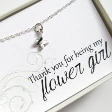 flower girl charms sterling silver children s butterfly charm necklace flower girl