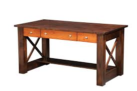 Desks Page  Amish Furniture Gallery In Lockport IL - Lexington office furniture