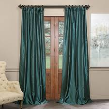 Plum Faux Silk Curtains Faux Silk Curtains