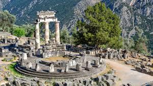 Versandhaus Bader Urlaub In Griechenland Auf Den Spuren Der Götter Und Sagen Welt