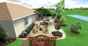 Florida Backyard Landscaping Ideas Florida Backyard Landscape Backyard Ideas Photo 2 South Florida