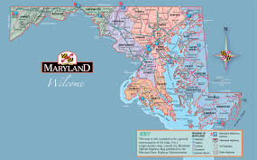 United States Naval Academy Map by Map Of Eastern Shore Md Map Of Welcome Center Maryland My