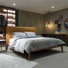 italian designer bed trendy modern bedrooms havens of relaxation