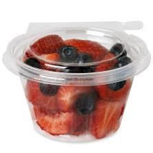 Decorative Ways To Cut Strawberries Freshly Prepared Cut Fruits And Fruit Salads Publix Com