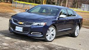 2015 chevrolet impala ltz test drive review