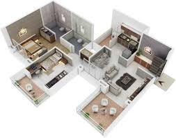 1000 sq ft 2 bhk 2t apartment for sale in waghere promoters