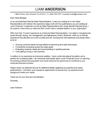 Sales Representative Cover Letter Example by General Resume Cover Letter For Part Time With 21 Captivating Post
