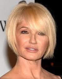 ellen barkin hair back view when a major actress goes unretouched ellen barkin unedited