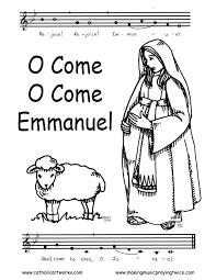 advent colouring pages greystones parish holy rosary u0026 st kilian