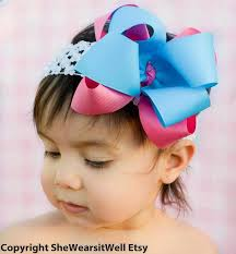 bows for babies hair bow for large hair bow for shewearsitwell