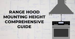 standard height of cabinets in kitchen range mounting height complete guide
