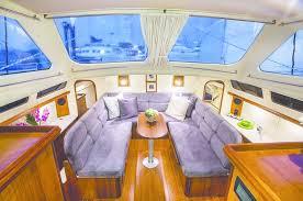 Interior Boat Cushion Fabric A Fresh Look Cruising World