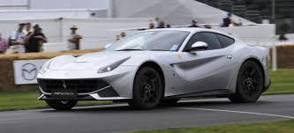 Ferrari F12 Silver - quick pics post 2014 ferrari f12 at goodwood fos a few
