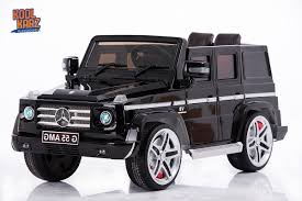 mercedes g55 ride on kool karz mercedes g55 amg electric ride on car kool