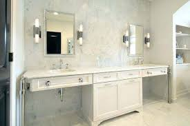 bathroom sconce lighting ideas bathroom vanity sconce lights fazefour me
