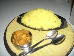 cuisine indienne riz recette indienne lemon rice recette riz au citron