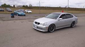 lexus gs400 modded youtube
