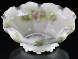 rs prussia bowl roses rs prussia bowl roses what s it worth