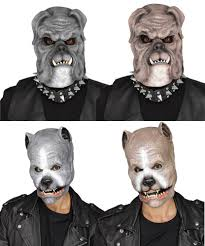 halloween dog mask snarling dog masks animal magic fancy dress for sale and hire