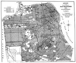 San Francisco City Map by Map Of The City And County Of San Francisco 1924 To Acco U2026 Flickr