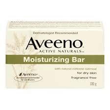 amazon com aveeno moisturizing bar 3 5 oz soaps beauty