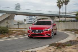 nissan rogue jerks when accelerating 2016 mazda6 gt first test review motor trend