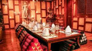 Blue Table Menu Blue Elephant Paris In Paris Restaurant Reviews Menu And Prices