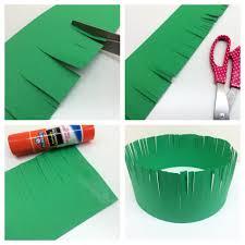 craft for kids hawaiian lei u0026 grass crown