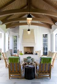 vaulted ceiling beams 13 ways to add ceiling beams to any room town country living