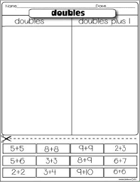 free worksheets 1st grade math fact families free math