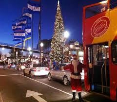 san francisco sightseeing and tours christmas activities