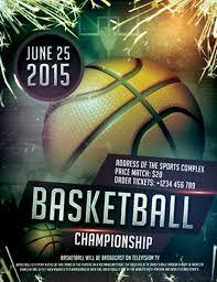 basketball c brochure template free basketball boxing sports flyer template http freepsdflyer
