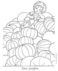 printable autumn fall coloring 019