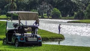 kings point neighborhood allows golf carts after dark in sun city