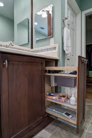 bathroom cabinet with built in laundry her bathroom saving very small bathroom spaces using wood wall built