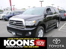 new toyota sequoia in annapolis md inventory photos videos