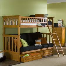Wood Futon Bunk Bed Stylish Wood Futon Bunk Bed Wood Futon Bunk Bed Ideas Bed