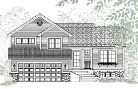 tri level home plans designs tri level house plans
