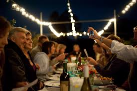 table dinner eat local with farm to table dinners in bradenton florida