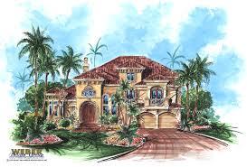 tuscan house plans luxury home plans old world mediterranean style la playa house plan