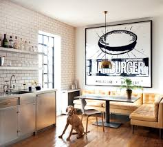 dining nook 5 ways to get the most stylish dining nook rug blog by doris
