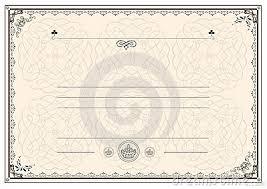 certificate frame certificate frame border vector illustration cartoondealer